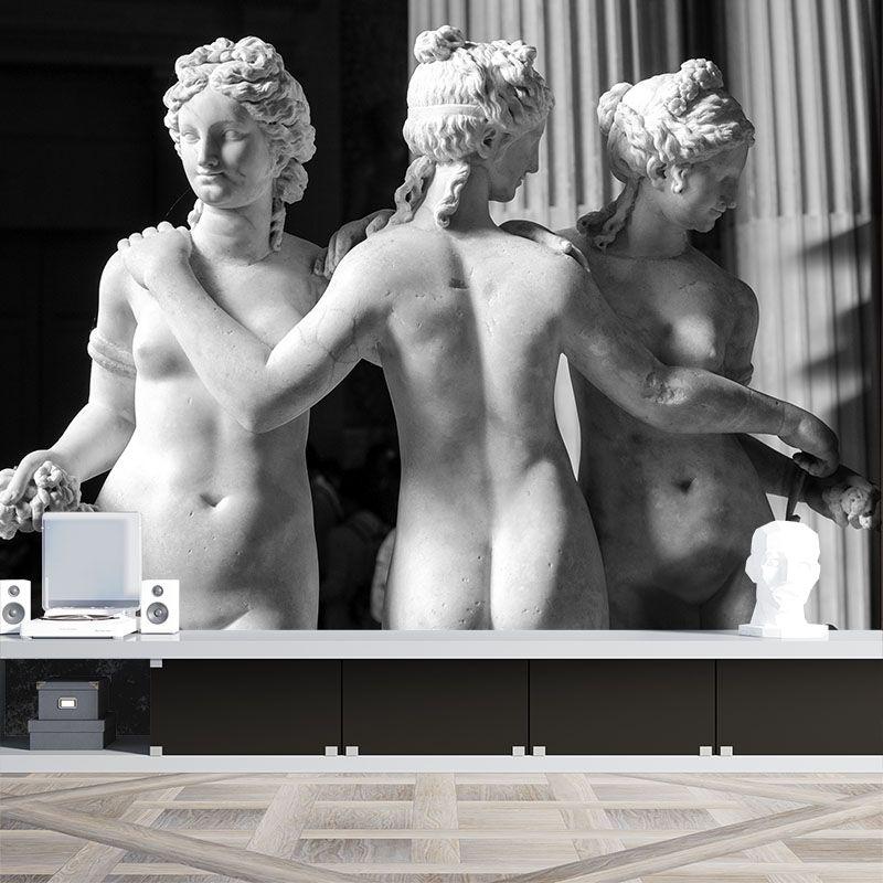 Fototapeta Kobiety Rzeźba 3D