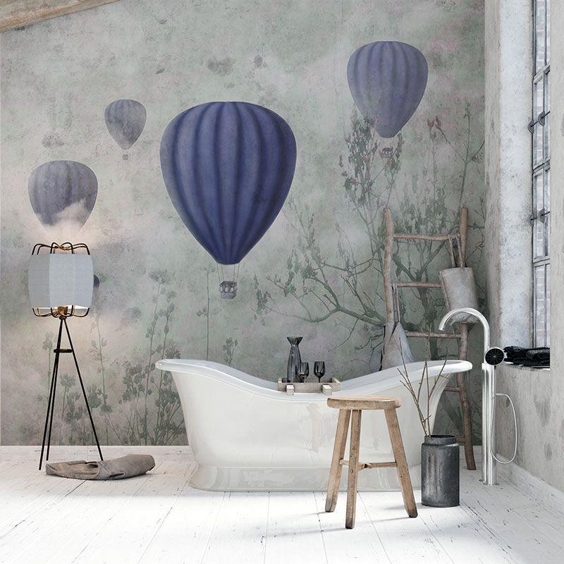 Fototapeta Balony w Chmurach