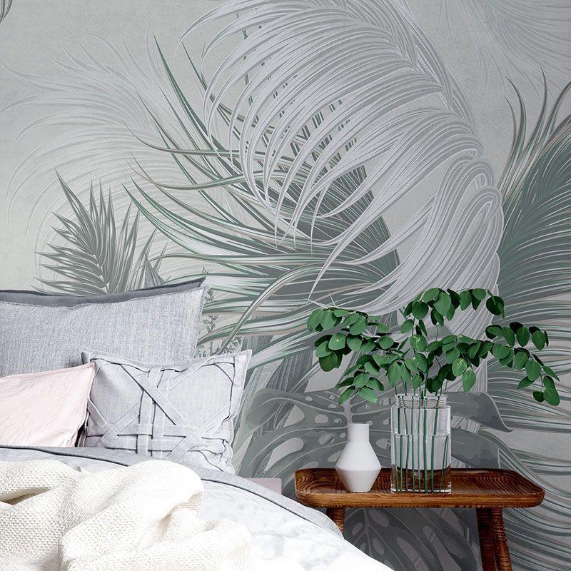 Fototapeta Egzotyczne Liście Palmy