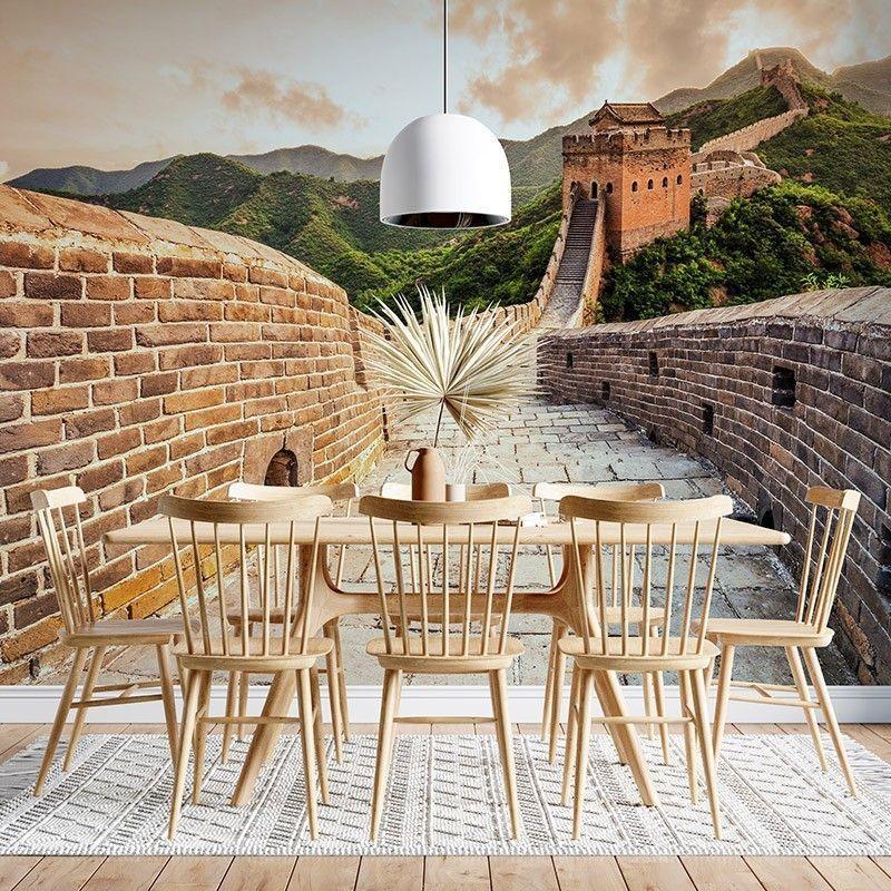 Fototapeta Wielki Mur Chiński Efekt 3D