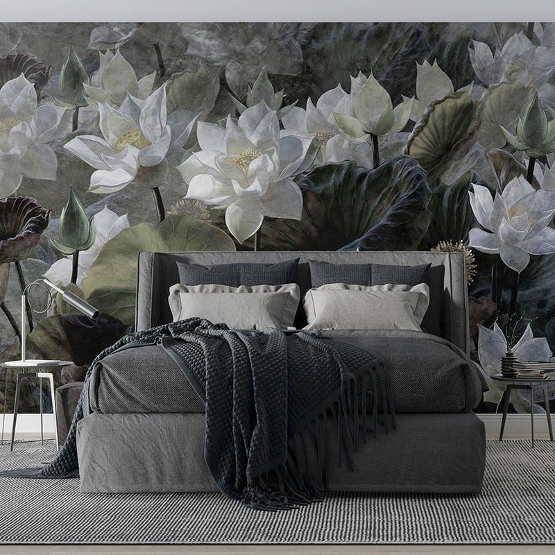 Fototapeta kwiaty lotosu